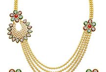 Bollywood Designer Wedding Strand Jewellry