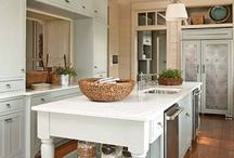 dream kitchens / by Melissa Harshbarger