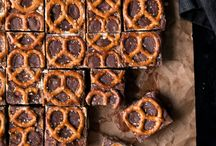 nutella pretzel fudge