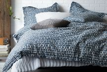 domino by The Company Store / A collection of original designs curated exclusively for domino magazine-- Your home is a retreat where relaxation is key. domino by The Company Store® has a simple, laid-back aesthetic that invites you to chill out in total comfort. Featuring soft, natural materials and creative designs, this collection is meant to maximize the enjoyment of downtime without sacrificing an ounce of style.