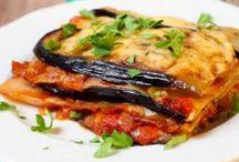 Lasagne d'aubergine