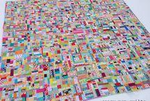 Crazy Mom Quilts QAL / A Quilt Along over several weeks