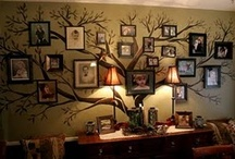 Genealogy Gifts & Decorating Ideas / Decorating ideas, gift ideas and more / by Leslie Brinkley Lawson