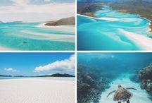 • A U S T R A L I A • / Aparte de las ciudades principales, encontrarás lugares increíbles a lo largo de todo el país; el Outback, Northern Australia, Tasmania, la Barrera de Coral...  ¿Te unes a descubrirlos?