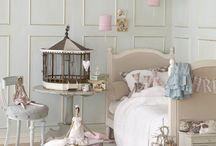 Girl | Bedroom / Girls bedroom ideas and style