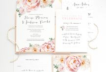 invitatii, meniu, place cards
