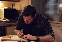 Richard Armitage as Daniel Miller