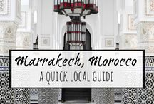Morocco, maybe? / Ideas for travel in Morocco