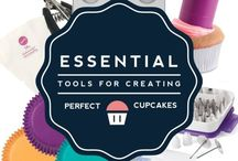 Baking measurements and tools