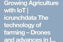 Growing Agriculture with IoT
