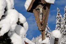Winter / Tutti gli amanti degli sport outdoor hanno l'imbarazzo della scelta: sci alpino, freeride, sci nordico, ciaspolate, sci alpinismo.. sono solo alcune delle proposte che scalderanno il tuo inverno!