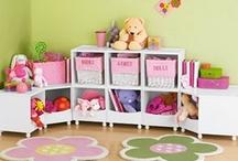 Home: Kid's Room/Bonus / by Carrie Duncan