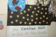Staff Appreciation 2013 / Just a few of the things done during Appreciation Week 2013.