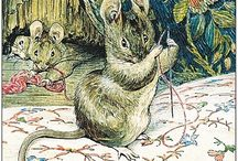 Beatrix Potter / Books and Illustrations by Beatrix Potter