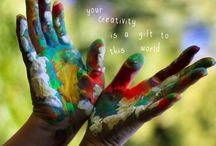 Beautiful Creative Life (Using your creative gifts to bless the world) / by Racheal Fernandez