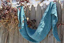 Knit Shawl Pattern Favorites from GiftALong 2015