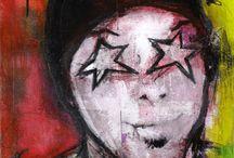 Pittura / La creatività rende l'uomo libero...