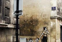 Street Art & Graffiti / Random Acts of Amazing Public Creativity