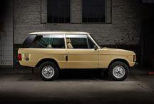 Range Rover vecchia serie