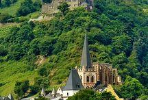 Germany - Rhine cruise