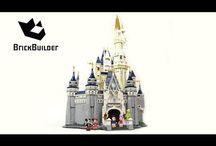 Lego Speed-build Videos
