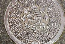 Manhole / マンホールデザイン