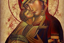orthodox sts lord and theotokos / by krystyna