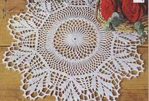 Crochet maz