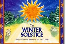 Winter Solstice Ideas for Kids