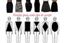 Vestidos por tipos de cuerpo