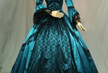 Charlotte / Victorian fashions