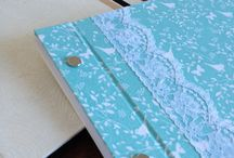 Handmade Books / Hand crafted books for photos, guest books and more!