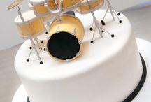 Drumm cake
