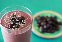 Drink It Up / Smoothies and other healthy beverages.  / by Bridget Doyle