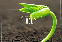 Bionoxo Help / Sun. Air. Water. Earth. #Help with the beauty of nature...