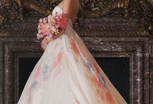THE IMPRESSIONISM BRIDE - ART RELATED BRIDES / Favourite Art movements often inspire future brides. Here are some ideas for those who are inspired by Impressionism.