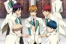 Anime ↬ Starmyu - high school star musical