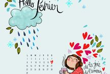 CALENDRIER THEMES