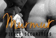 Murmur - Pierce Securities #5 / Romantic Suspense