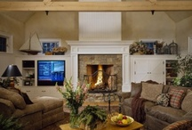 Fireplace Surrounds / by Leslie Watson-Leake