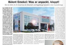 Presse Artikel / Hier finden Sie Bilder und Bildausschnitte von Presseartikeln über den Emmi-Club. Der Emmi-Club und die Emag AG sind bereits seite Jahren in zahlreichen Fachmagazinen vertreten. www.shop.ultraschall-wirkung.de