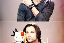Sam & Dean! <3 / My absolute favorite show in the whole entire world!!! / by Agatha Emily