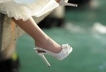 Brides with their Penrose Shoes / Photos received by brides.