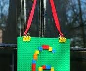 Lego Birthday Party / by Amy Hammons