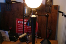 lampes 30' / Lampes années 30