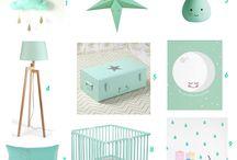 Idée chambre baby