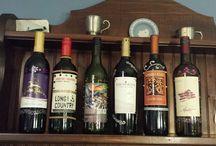 Wine Crafting / Decorating wine bottles / by Sarah Baker