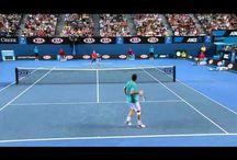 Pro Tennis  - Game Clips / by Narayanan Subramanyan