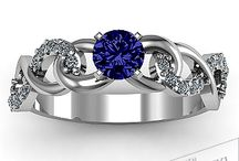 Triple Infinity with Accents Ring | Jewlr