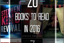 Kirjat, elokuvat...